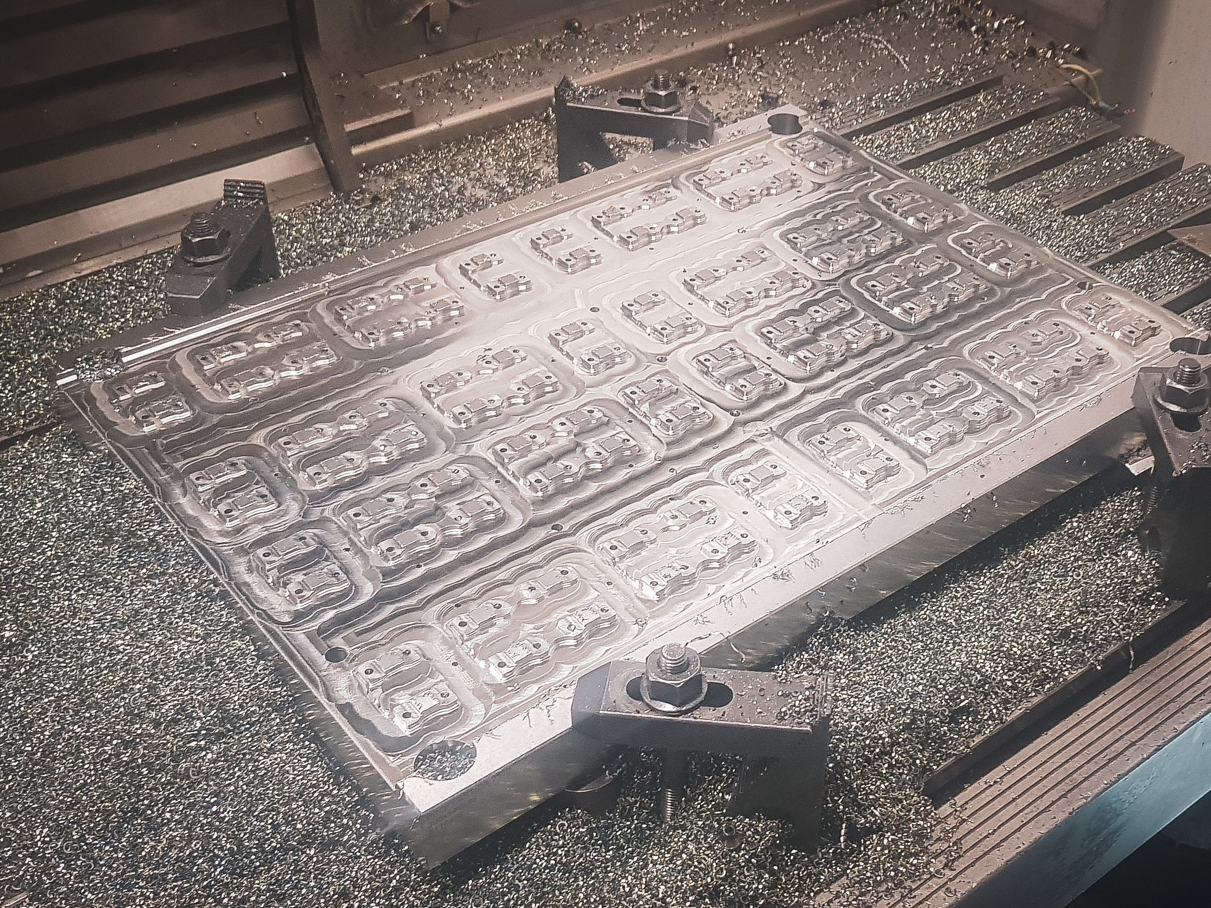 Injection mold 3