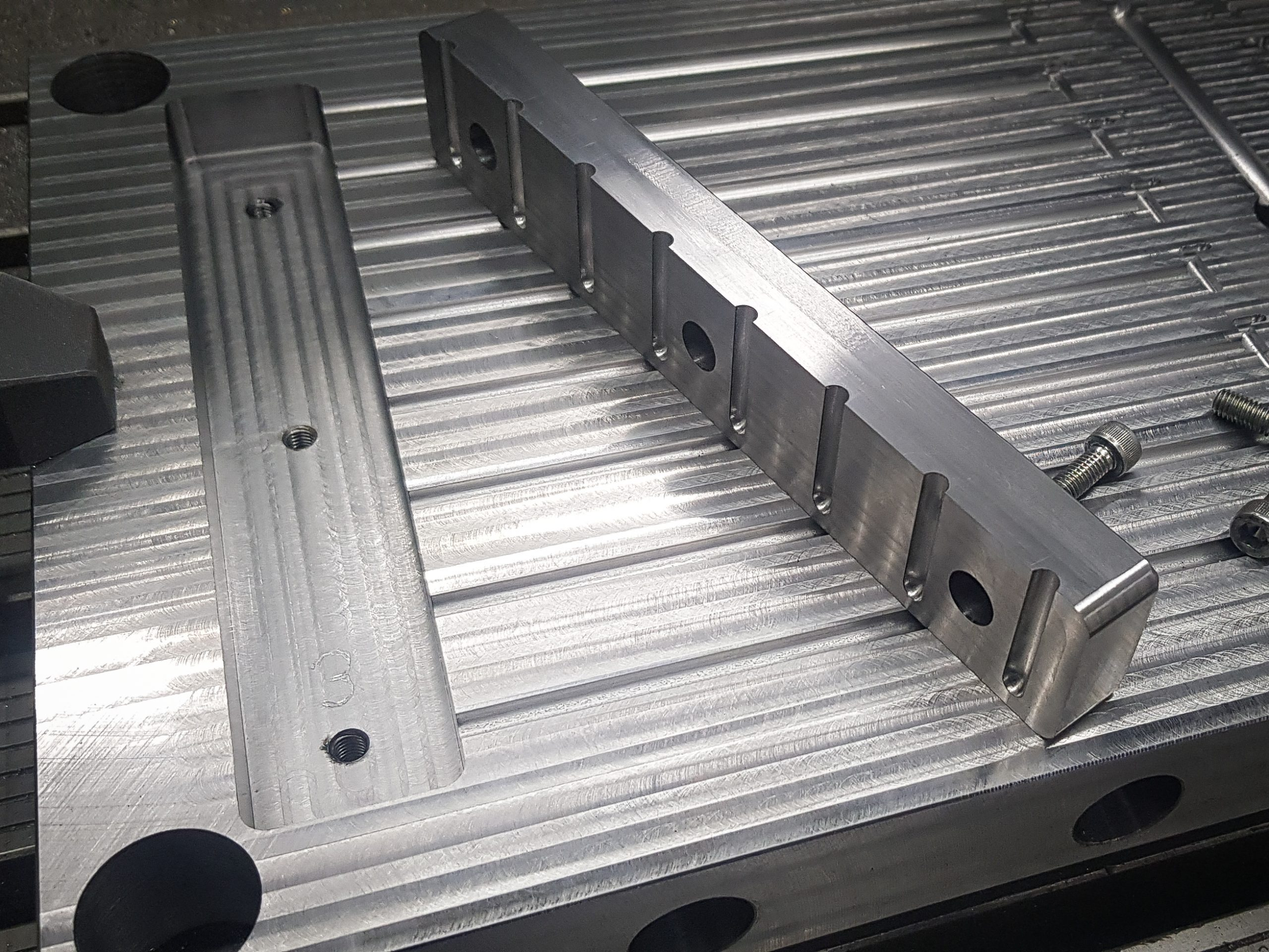 Injection mold 7